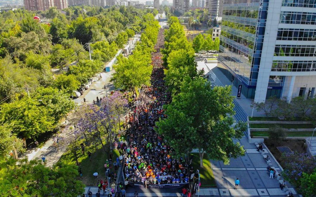 Deportes | Rock 'n' Roll Half Marathon Santiago: Momento de correr, rock a las venas y a largar