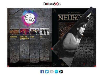 Sección Red Exodia-Rockaxis Agosto 2017