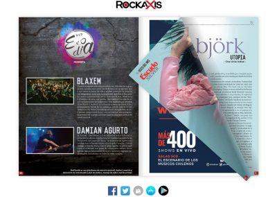 Sección Red Exodia-Rockaxis Diciembre 2017