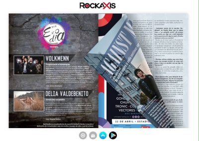 Sección Red Exodia-Rockaxis Febrero 2017