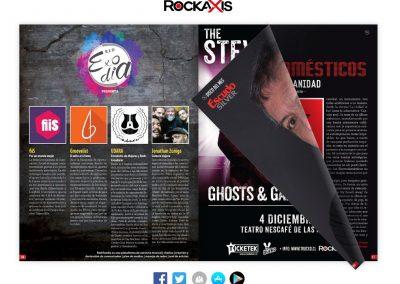 Sección Red Exodia-Rockaxis Noviembre 2 2017