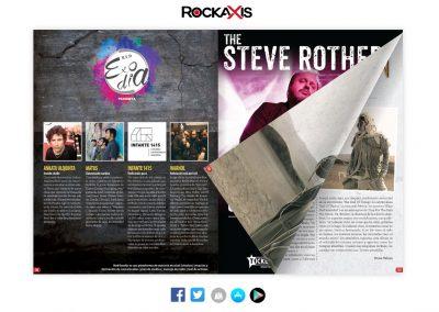 Sección Red Exodia-Rockaxis Octubre 2017