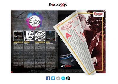 Sección Red Exodia-Rockaxis Septiembre 2017
