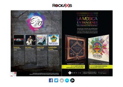 Sección Red Exodia-Rockaxis ene 2018