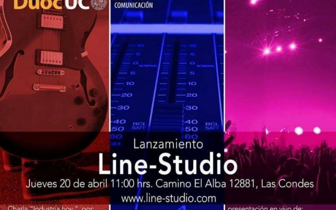LINE-STUDIO