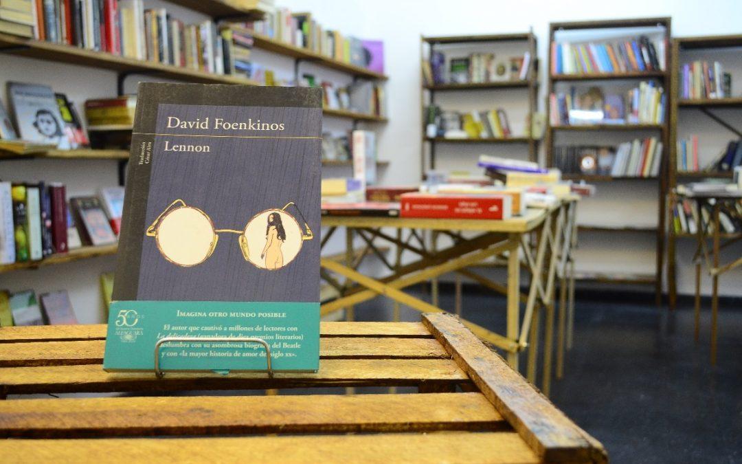 Libros | David Foenkinos – Lennon