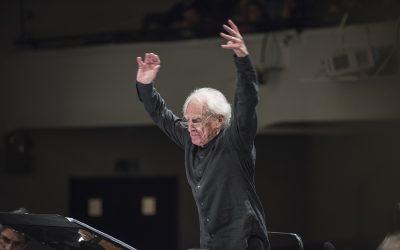 En vivo | Juan Pablo Izquierdo en Teatro U. de Chile: ¿Cómo se escucha Mahler en manos chilenas?