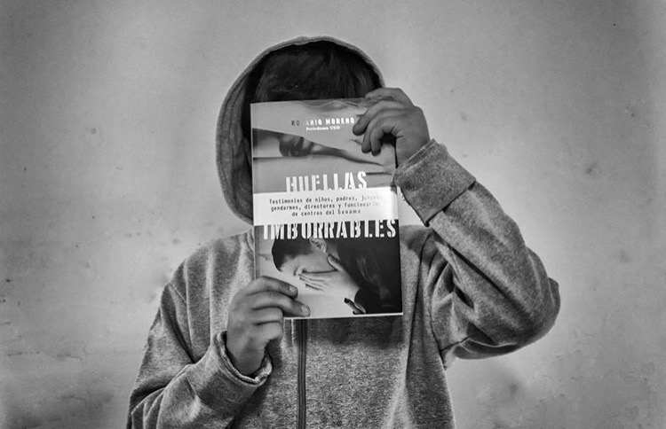 Libros | Rosario Moreno: Huellas imborrables, la historia jamás contada del Sename