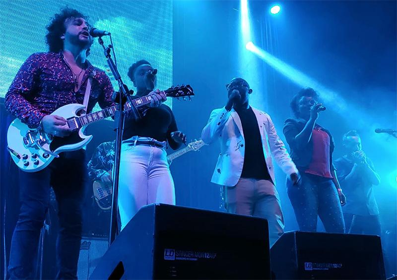 En vivo   El Cruce (Stgo.): 20 años de incombustible blues criollo
