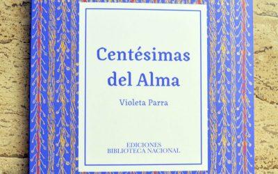 Libros | Violeta Parra – Centésimas del alma
