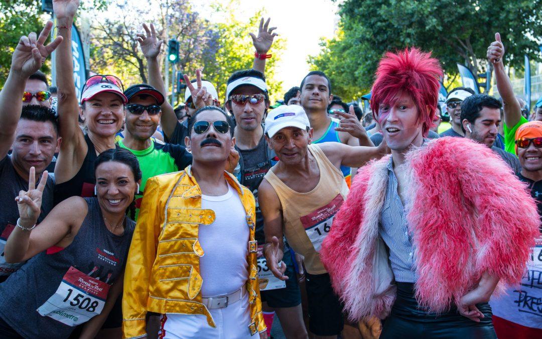 Adidas Rock'n'Roll Half Marathon: música, running y sustentabilidad en un mismo lugar