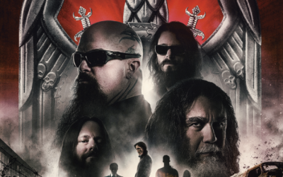 Estrenan mundialmente en cines Slayer: The Repentless Killogy