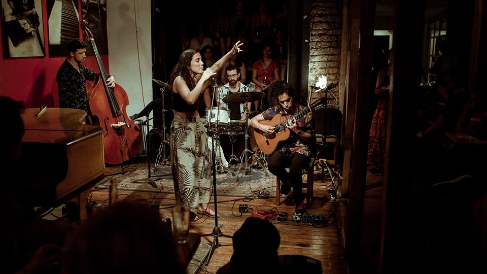 En vivo | Vertigo Jazz XChange (Thelonious): Jazz picante