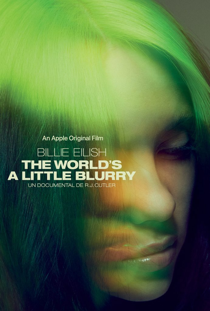THE WORLD'S A LITTLE BLURRY