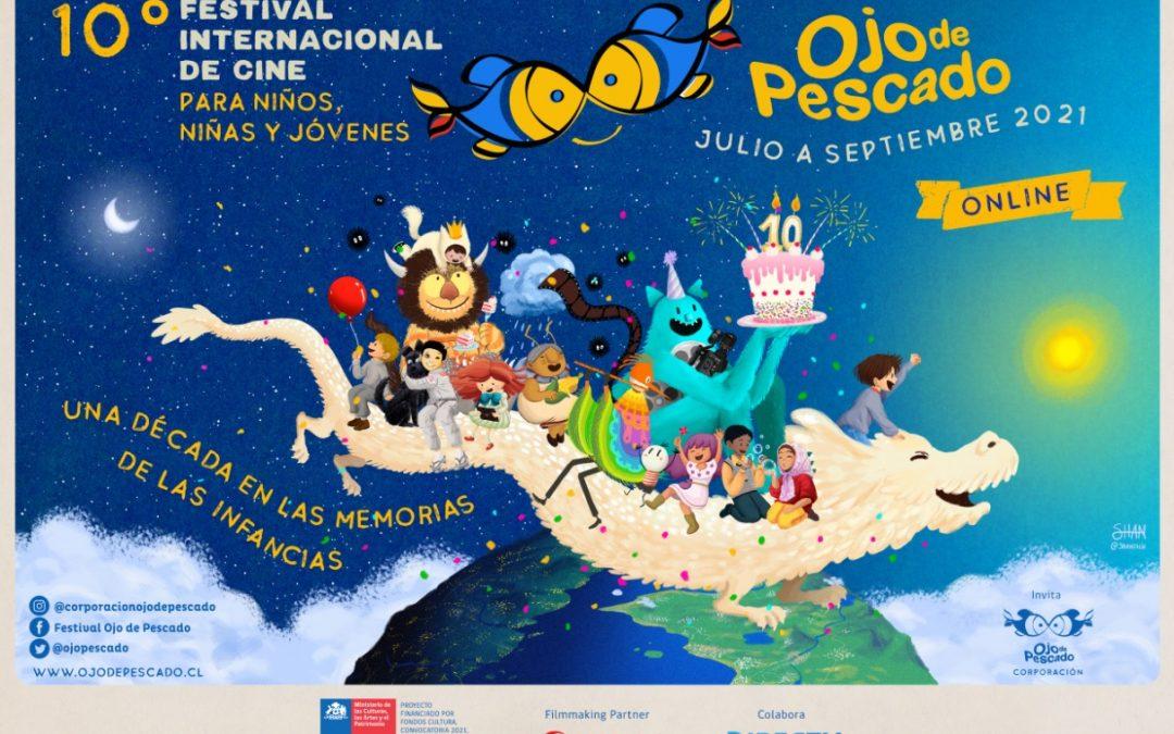 Cine | Festival Internacional de Cine Ojo de Pescado celebra su primera década