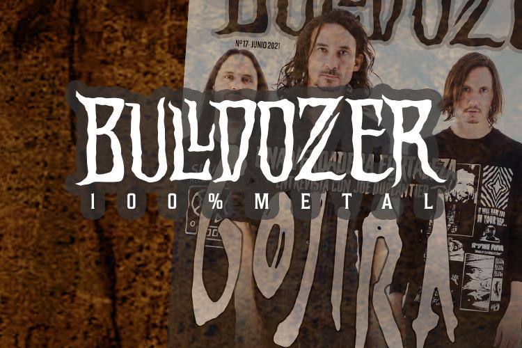 Libros   ¡Vuelve Revista Bulldozer después de 10 años!