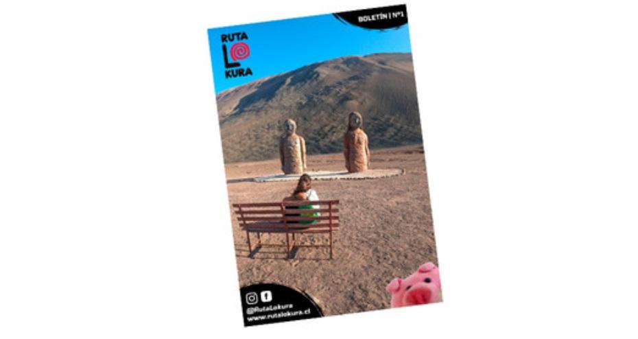 Libros   Nace Ruta LoKura, la revista de la medicina ancestral, la salud mental y la cultura local