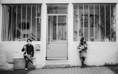 Track by Track   Repertorio latinoamericano protagoniza debut de franceses Isaac & Nora