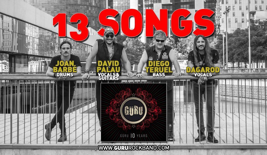 Track by Track   Españoles Gurü lanzan su nuevo disco