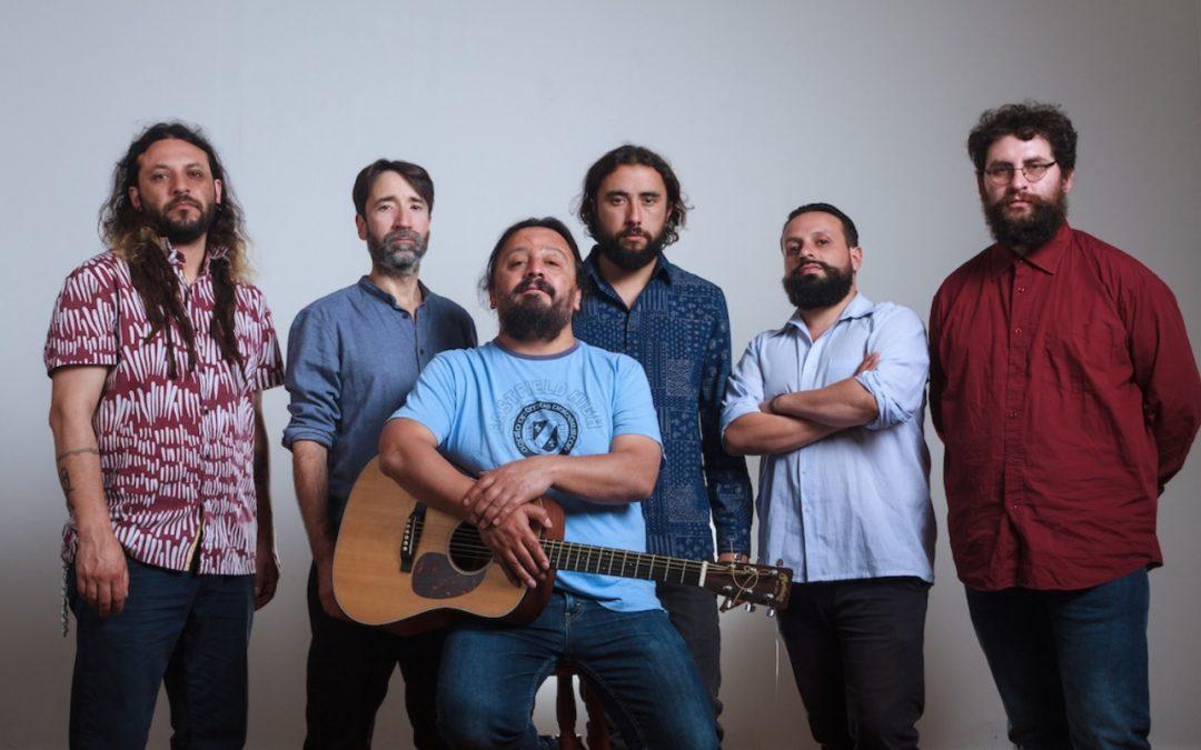 En vivo | Valdivianos La Rata Blusera anuncian show aniversario